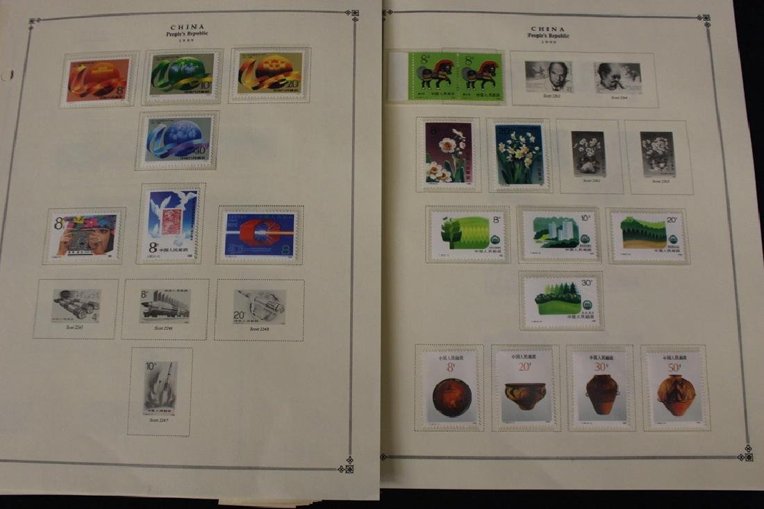 PRC China Unused Used Stamp Collection to 1991 - 2