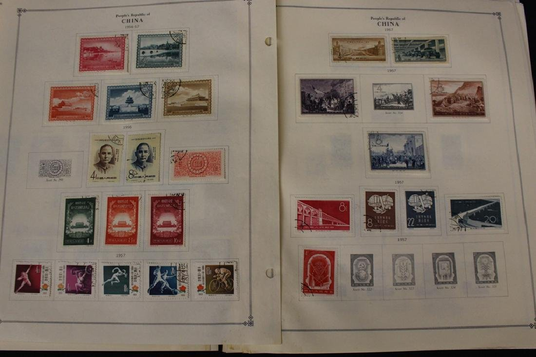 PRC China Unused Used Stamp Collection to 1991 - 3