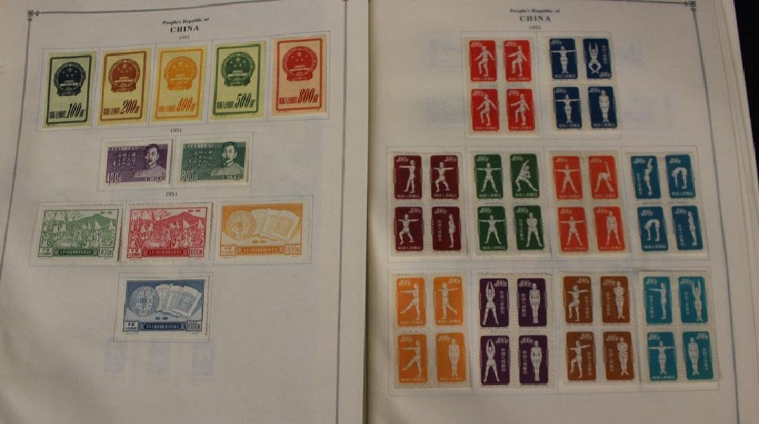 PRC China Unused Used Stamp Collection to 1991 - 4