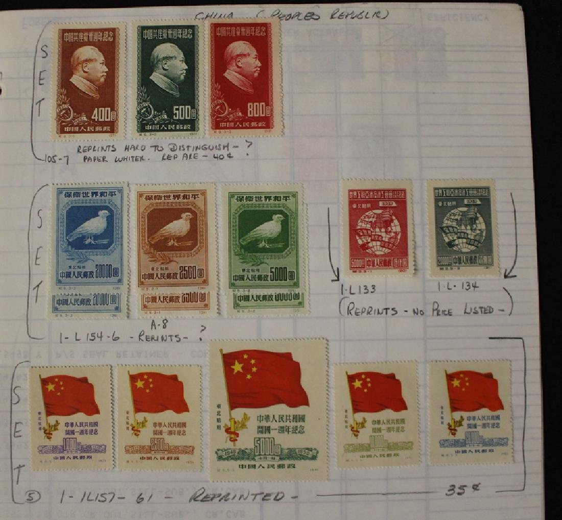 PRC People's Republic of China Unused Used Stamp - 2