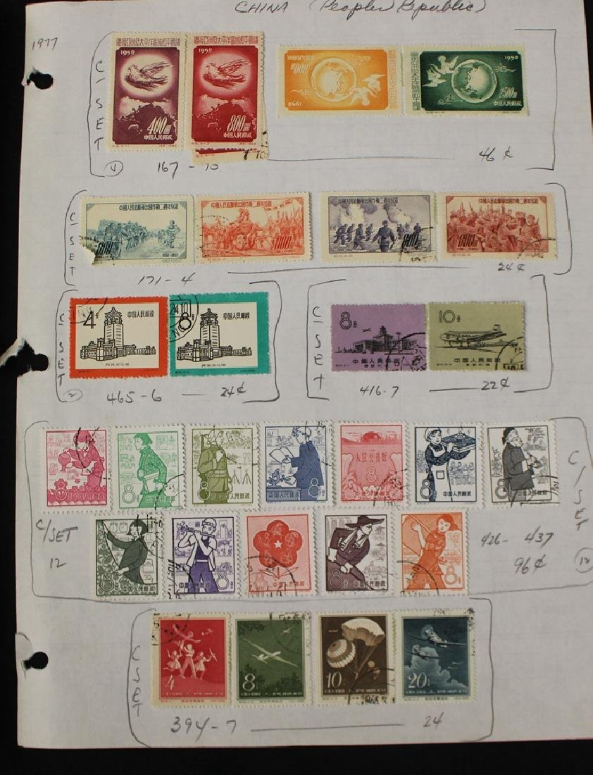 PRC People's Republic of China Unused Used Stamp - 7