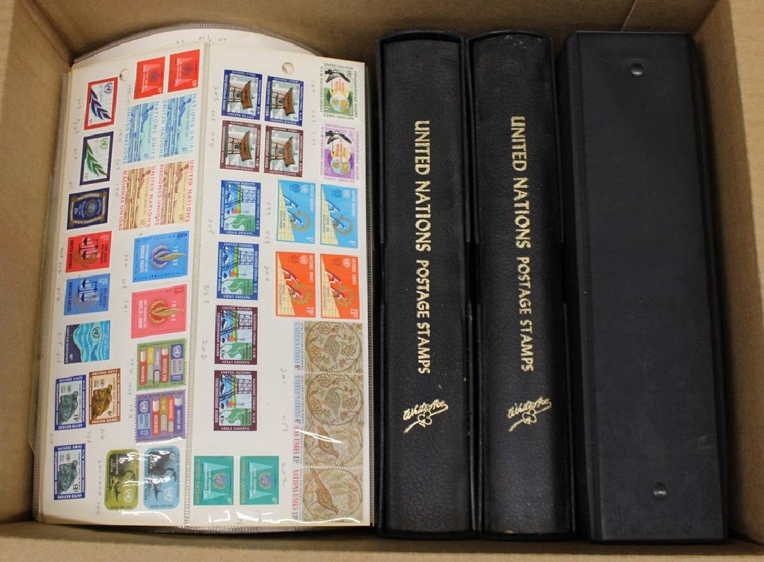 United Nations Stamp & Cover Collection