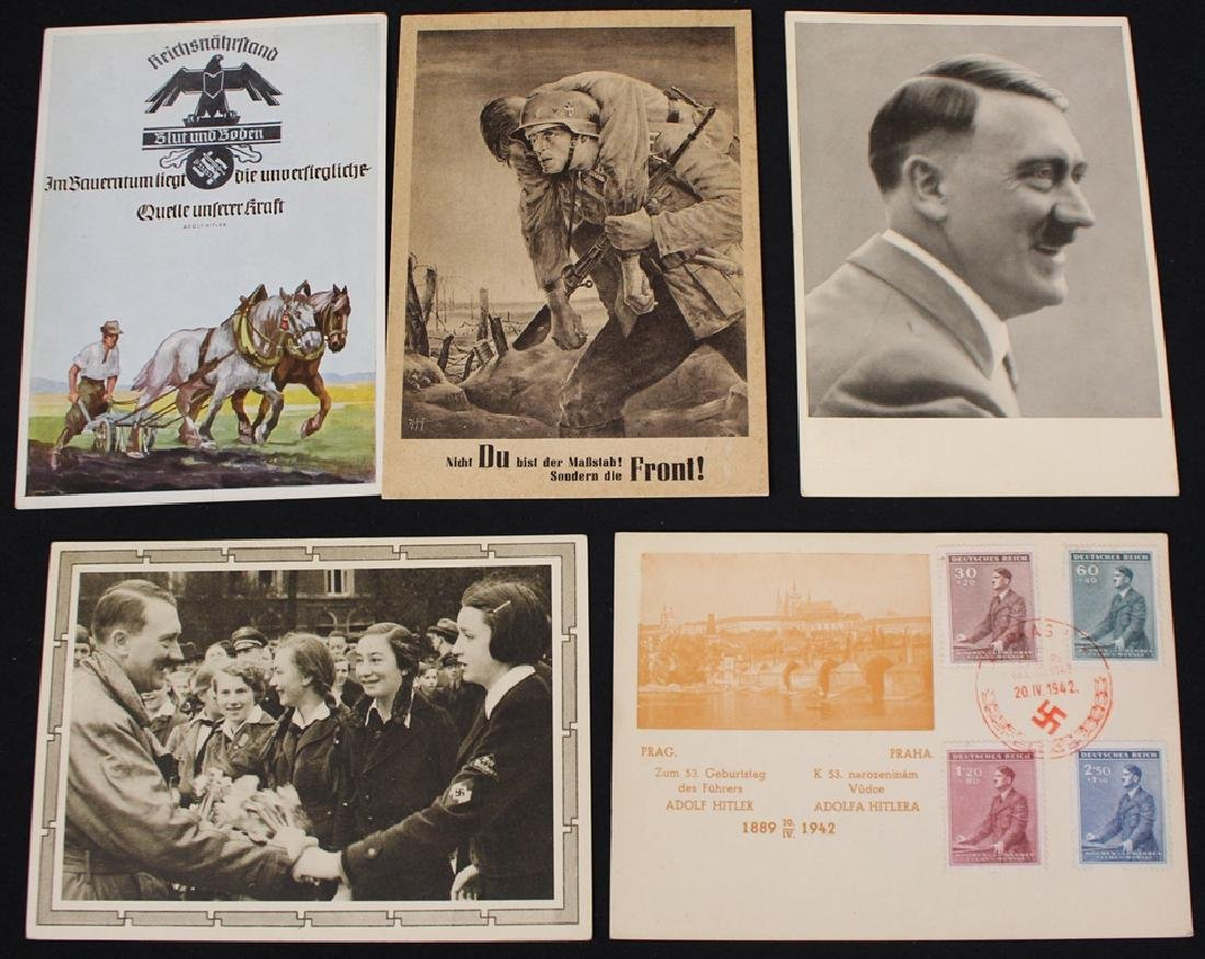 Germany - Third Reich Cards and Covers (40)
