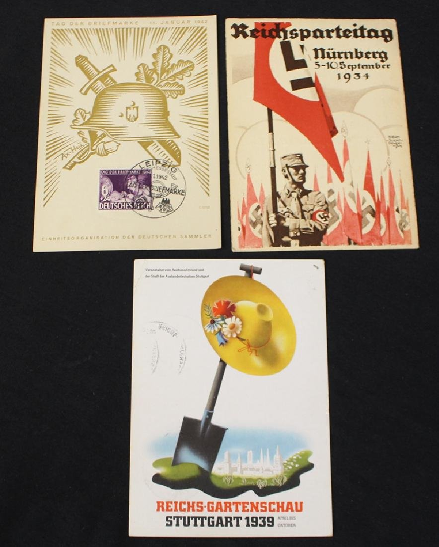 Germany - Third Reich Cards and Covers (40) - 2