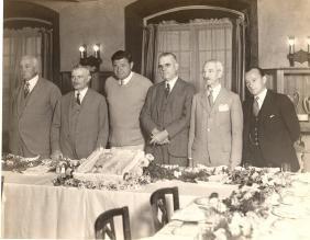 Babe Ruth Birthday Celebration Photo