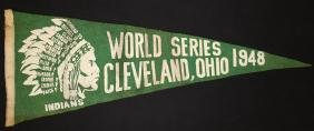 1948 World Series Pennant