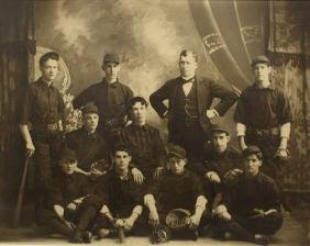Early 20th c. Baseball Team Photo