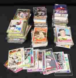 (200)+ Misc. Baseball Cards Loads of Stars