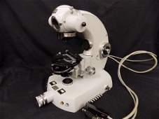 Carl Zeiss Photomicroscope Microscope w/ Power Supply
