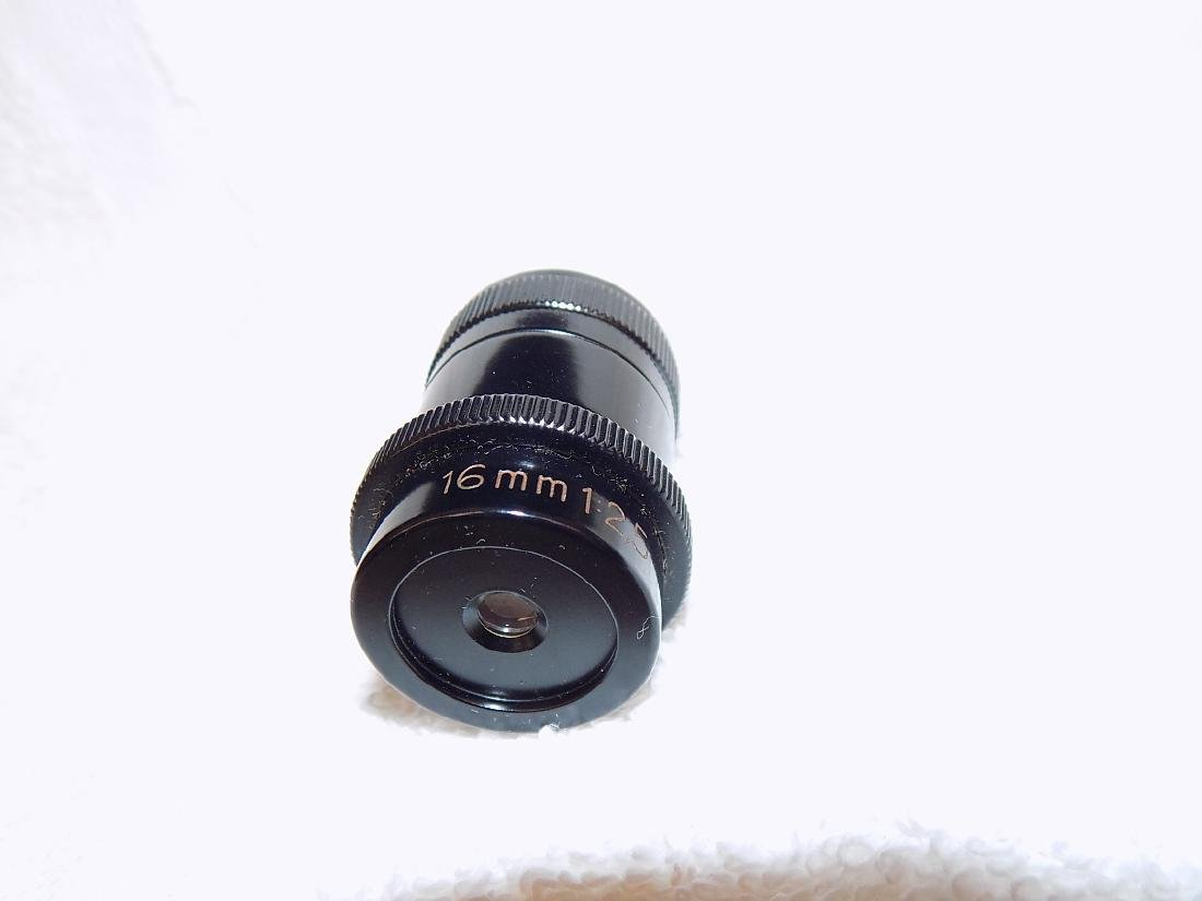Zeiss Objective 16mm 1:2,5 - 4