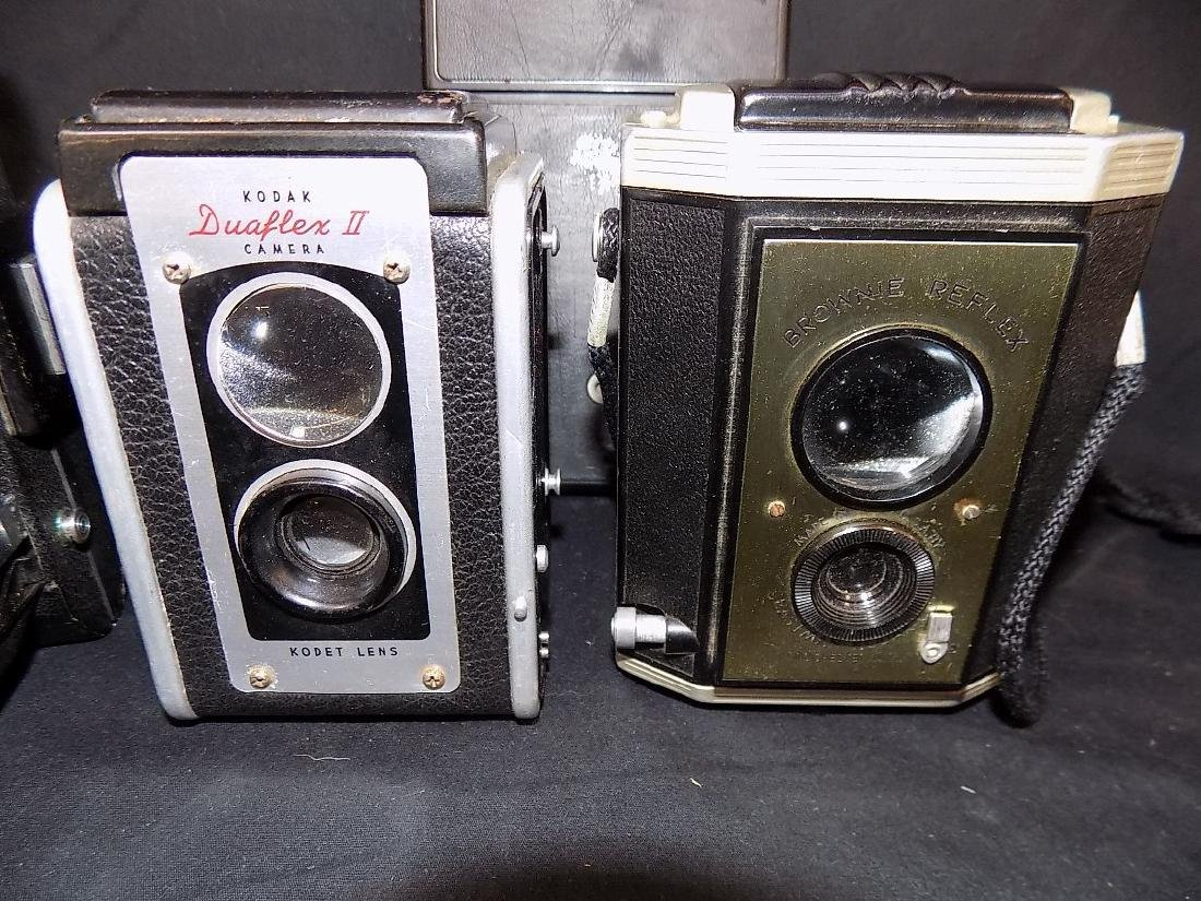 Vintage Kodak Camera lot of 7  Six-16, six-20, - 3