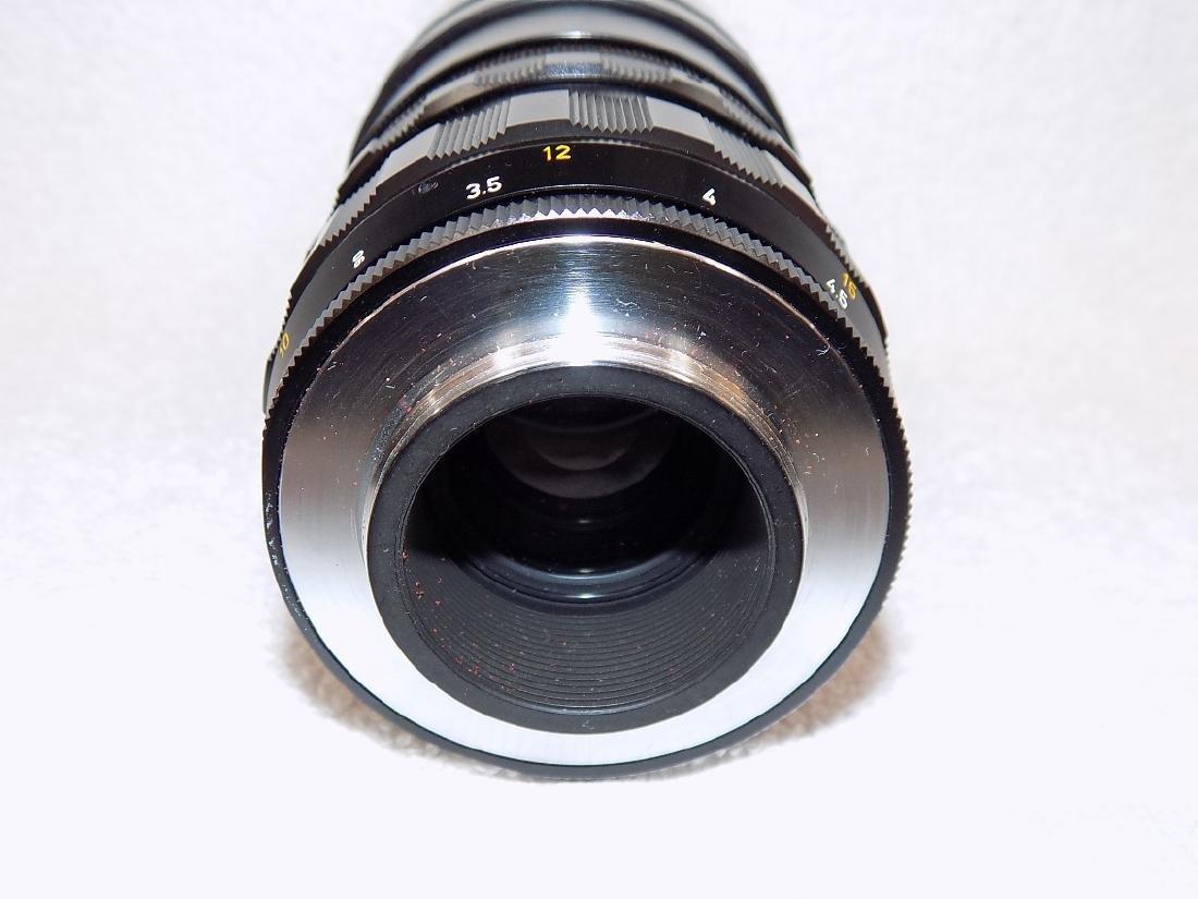 Leitz Wetzlar Telyt 1:4/200 Camera Lens - 4