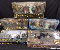 (5) Lord of the Rings Collector Packs Lothloren, Elves