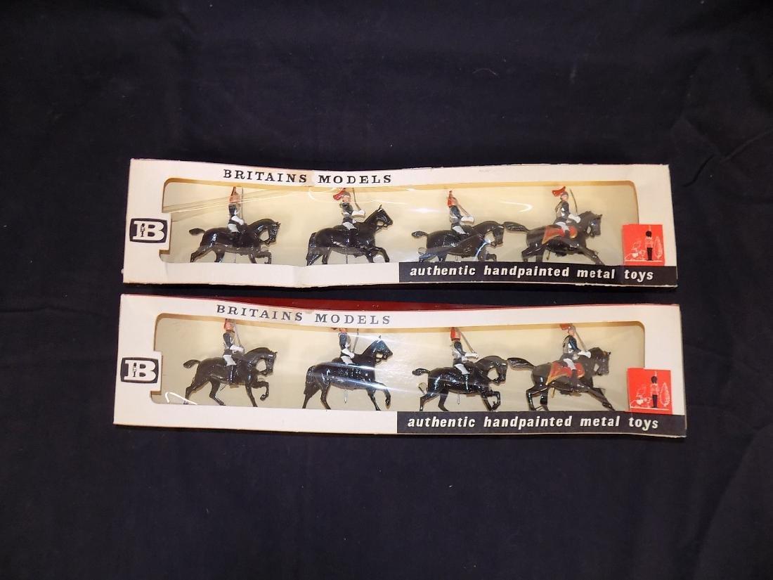 Britains Soldiers (2) Complete Sets w/Original Boxes No - 2