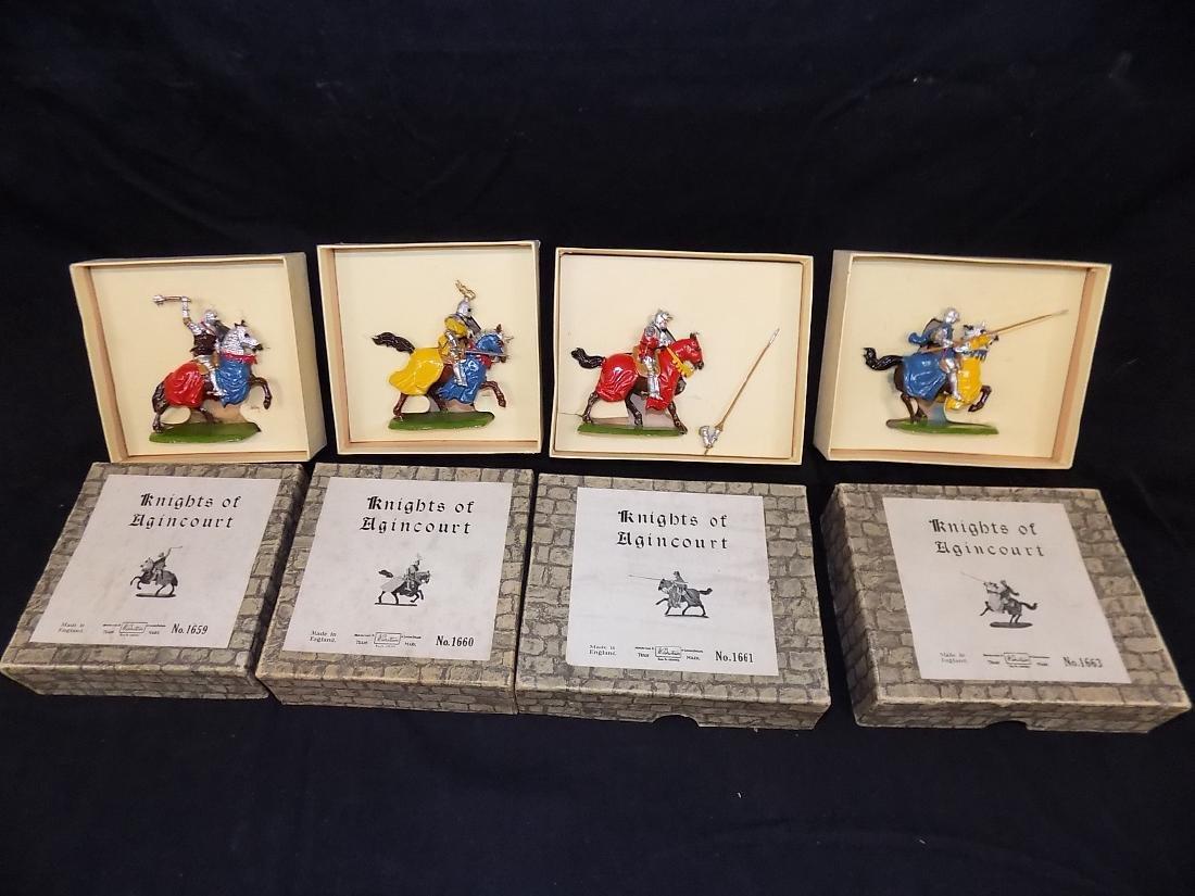 Britains Soldiers (4) Set w/Original Boxes No 1659 1660