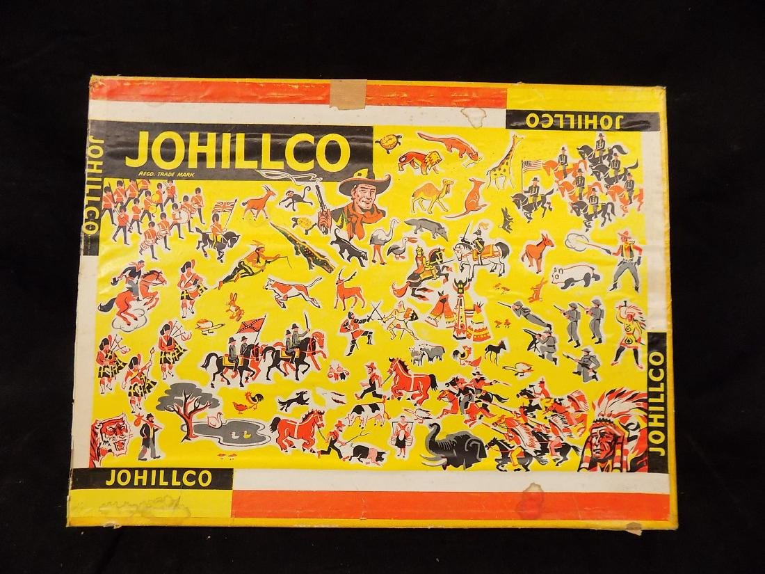 Johillco Roman arena Super Set Metal Figures in