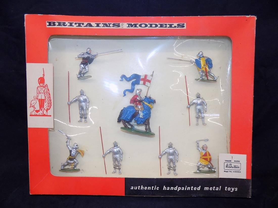 Britains Soldiers Complete Set w/Original Box No 9392