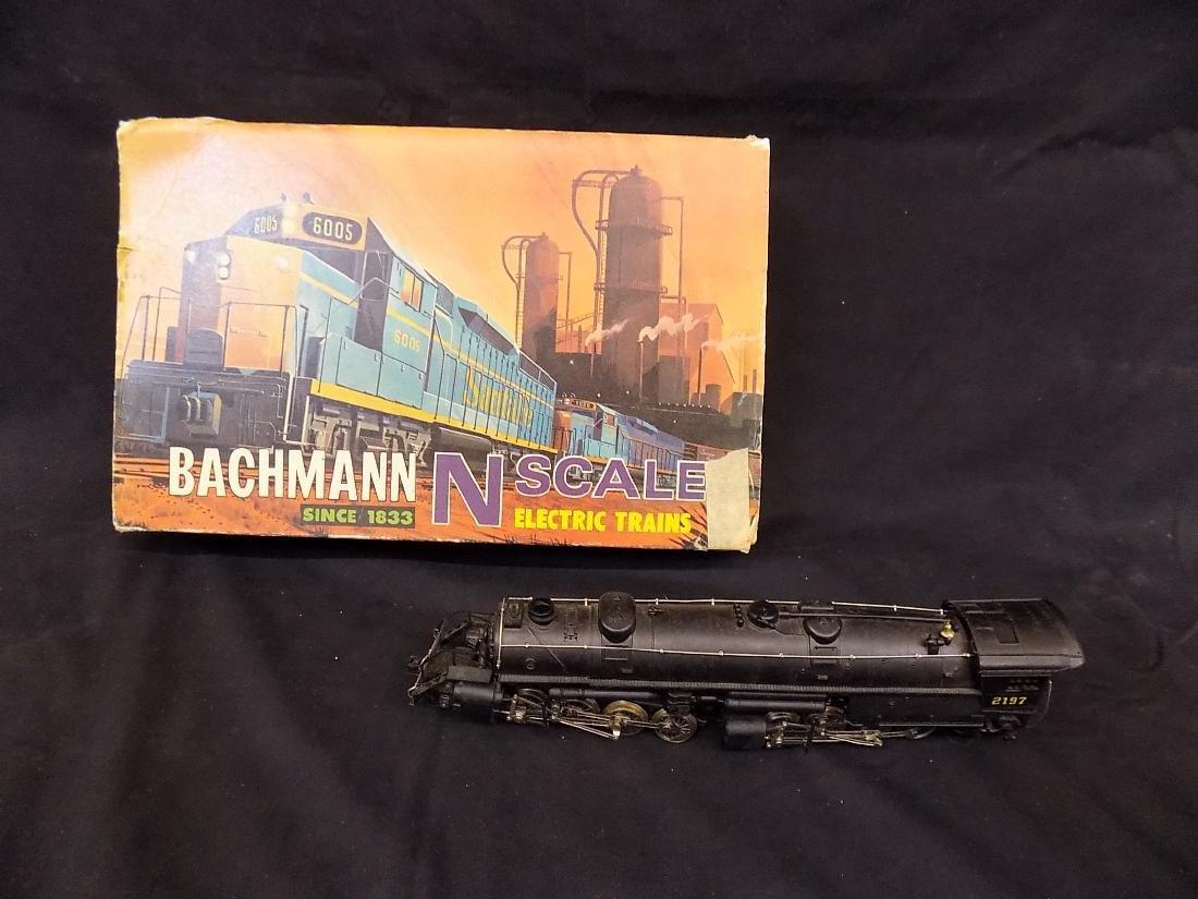 Bachmann N Gauge 4305 Union Pacific Train Set + Ho