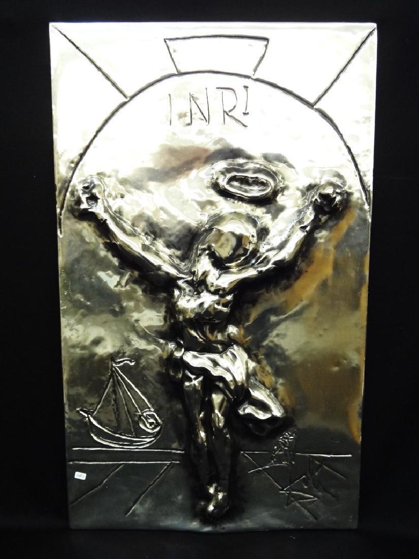Salvador Dalí's sculpture Christ of St. John of the