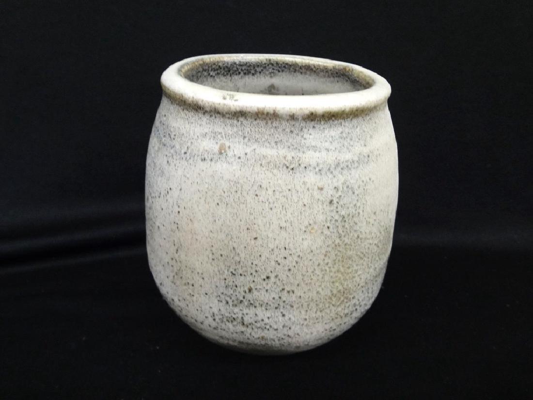 Francis Charles Mosgo Pottery Vessel Cleveland Artist
