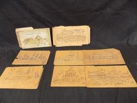 1893 Chicago Columbian Expo Worlds Fair Drawing Teacher