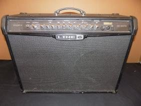 Line 6 Spider IV 150 150W 2x12 Guitar Combo Amplifier
