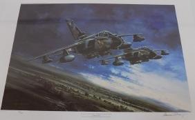 Paveway Tornados Military Print By Michael Rondot