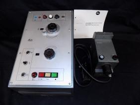 Ernst Leitz Orthomat Controller & Camera