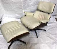 Style of Eames for Herman Miller Lounge Chair & Ottoman