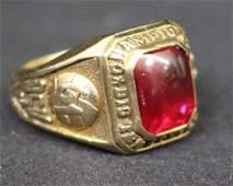 1961-1962 Ohio State Basketball Big Ten Championship
