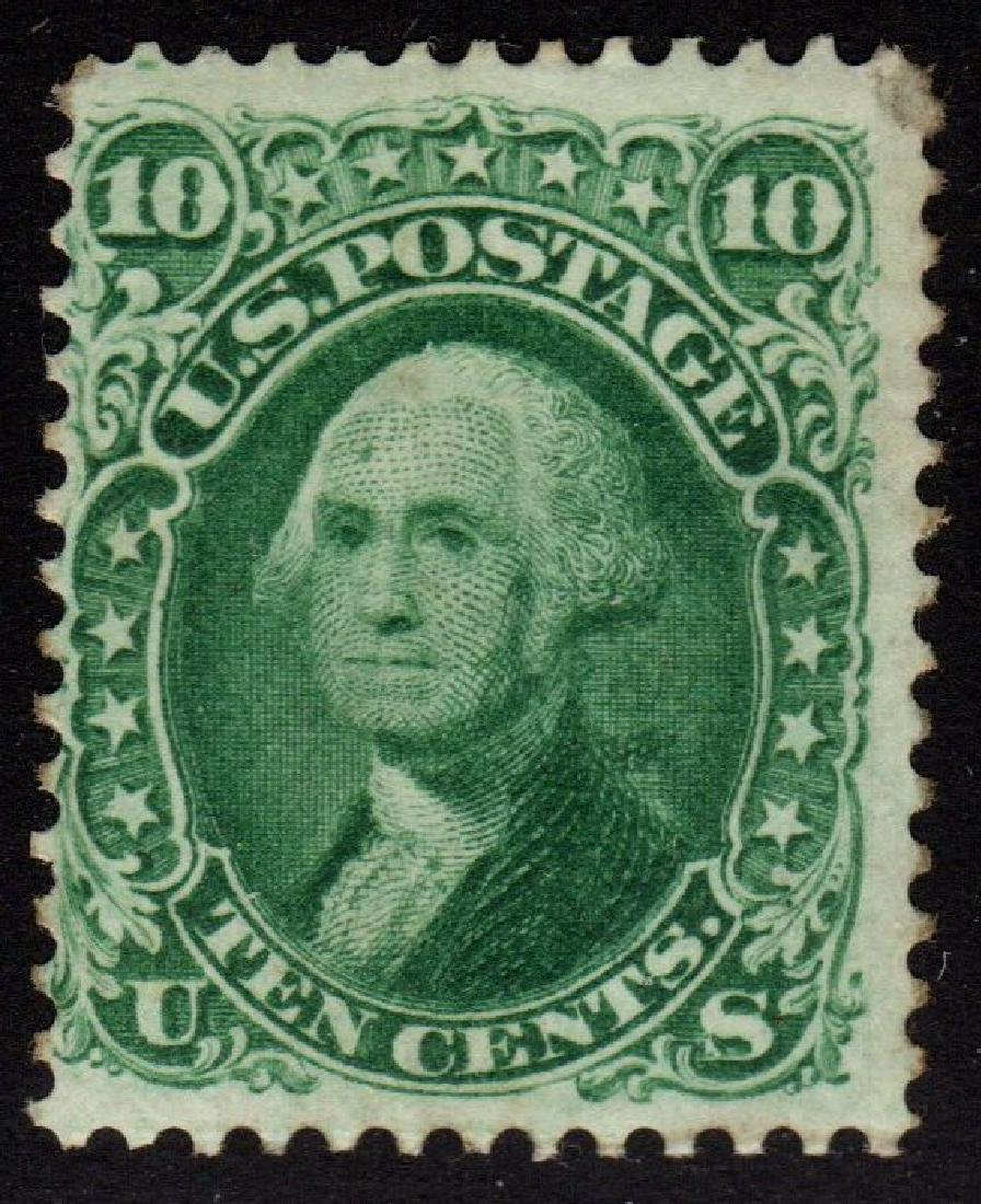 United States Scott 68 Fine OG H SCV.$1000