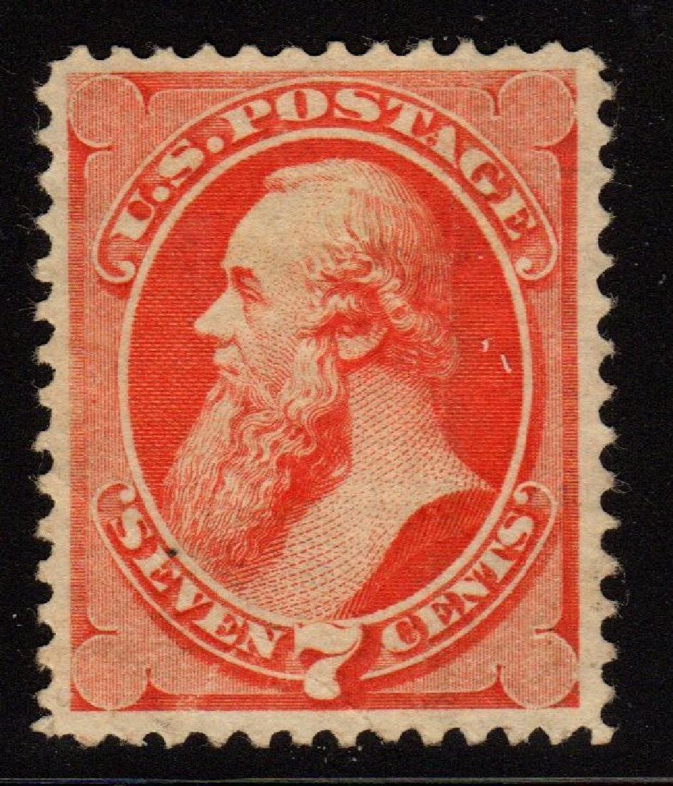U.S.Scott 149 VF Unused 7¢ Stanton SCV.$290