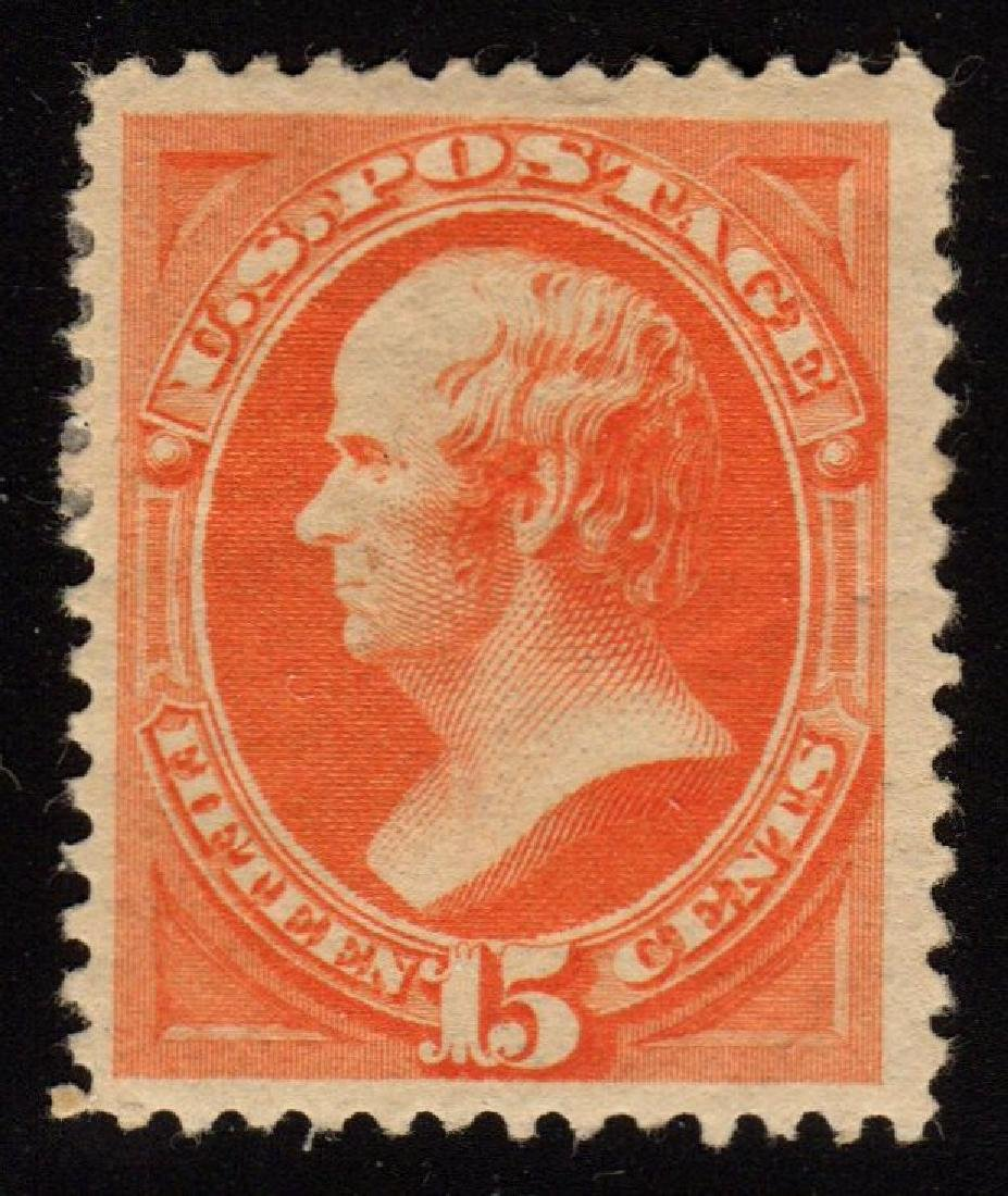 U.S.Scott 189 VF OG H Daniel Webster SCV.$200