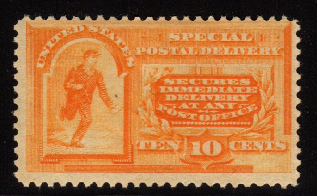 U.S.Scott E3 Fine OG H 1893 Special Delivery SCV.$300