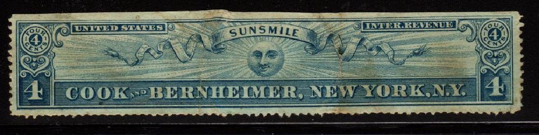 United States Scott RS61d VF Used Cook & Nernheimer