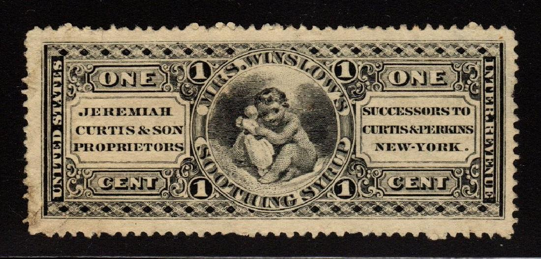 United States Scott RS67d VF Used Jeremiah Curtis