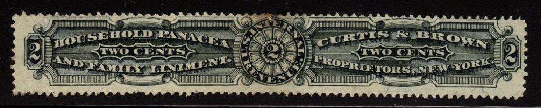 United States Scott 70b Fine Used Curtis & Brown