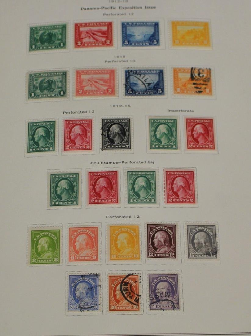 United States Unused Used Stamp Collection to 1960