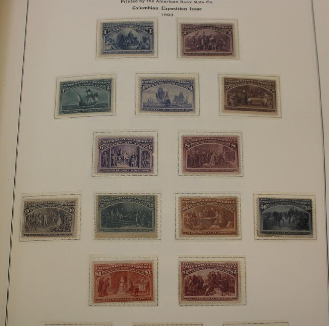 United States Unused Used Stamp Collection to 1986