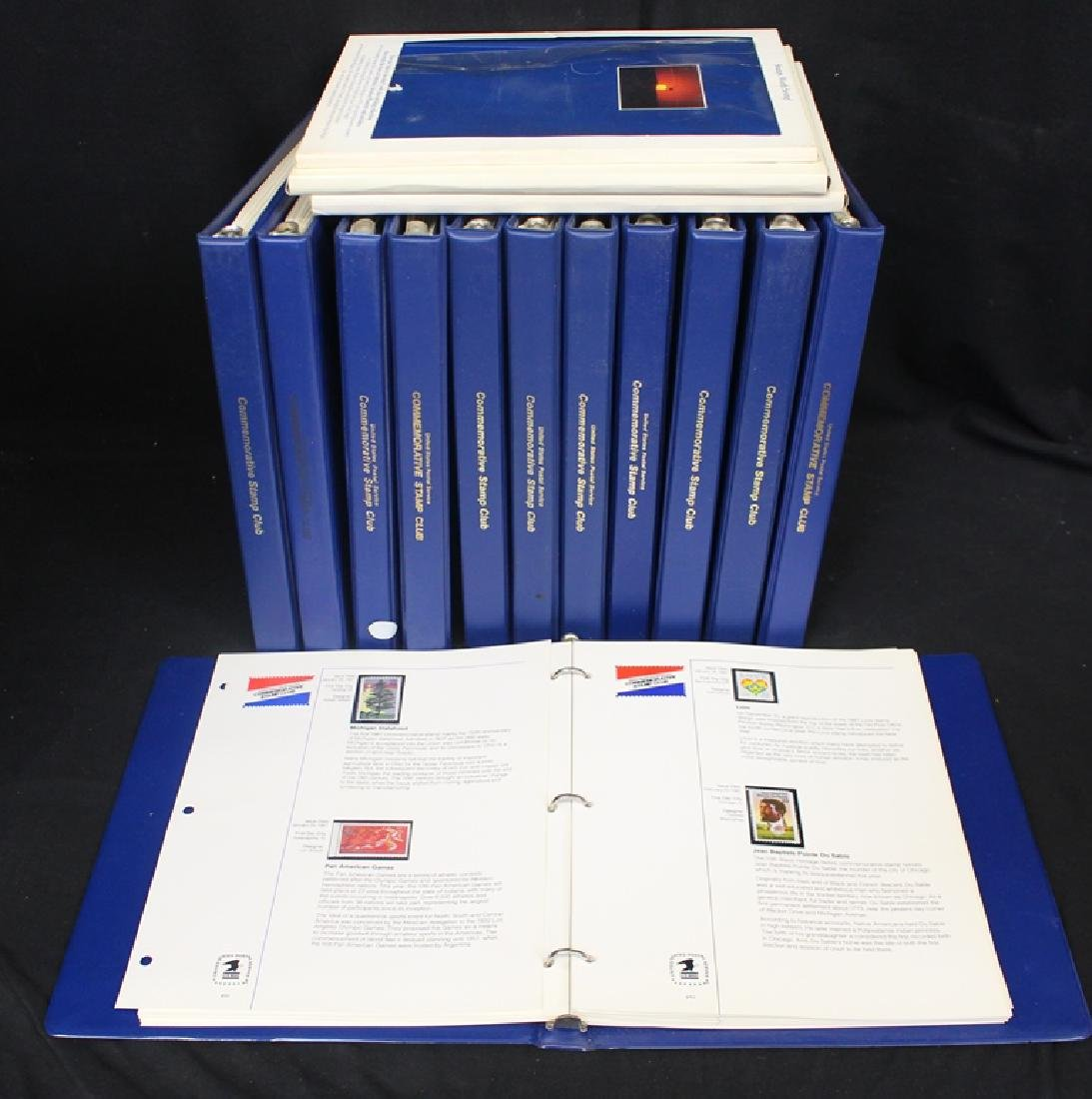 United States Stamp Collection 1980-1990's Face $700