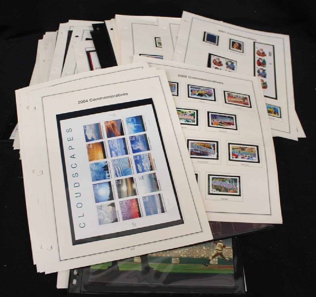 United States Stamp Collection 1997-2005