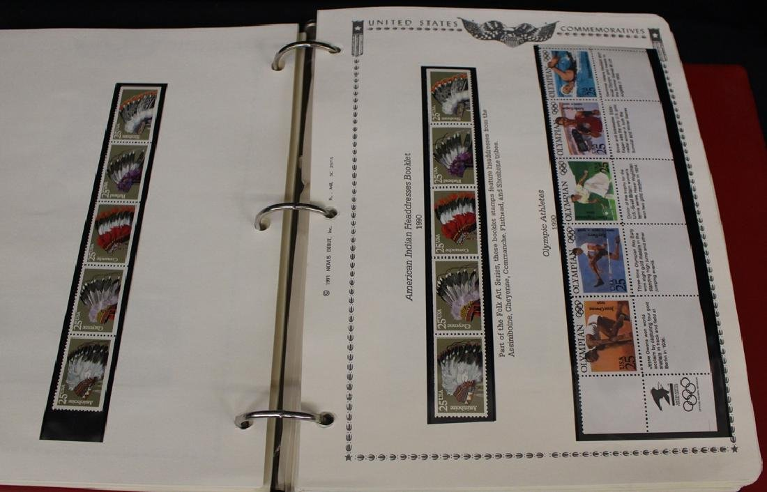 United States Stamp Collection 1983-1999 Face $400+ - 3