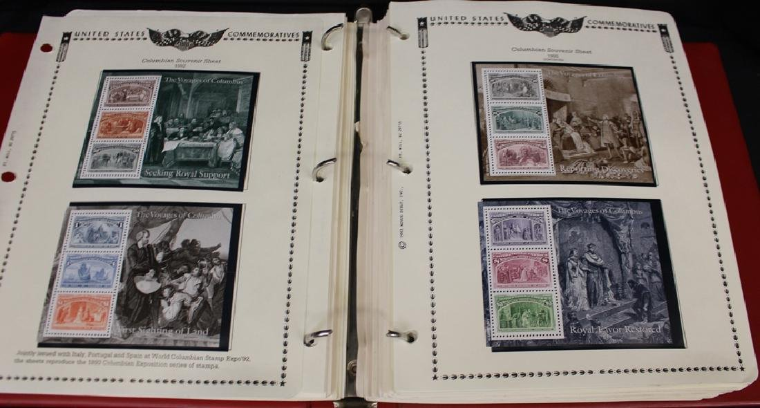 United States Stamp Collection 1983-1999 Face $400+ - 4