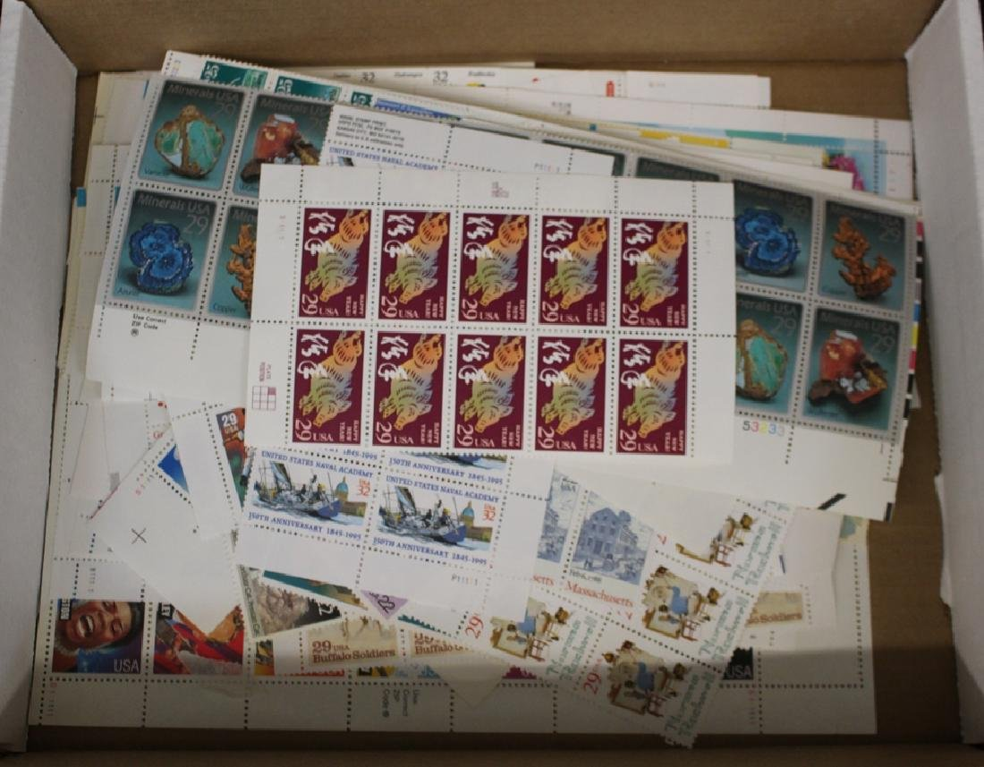 United States Booklets and Scrap Postage Face $240+