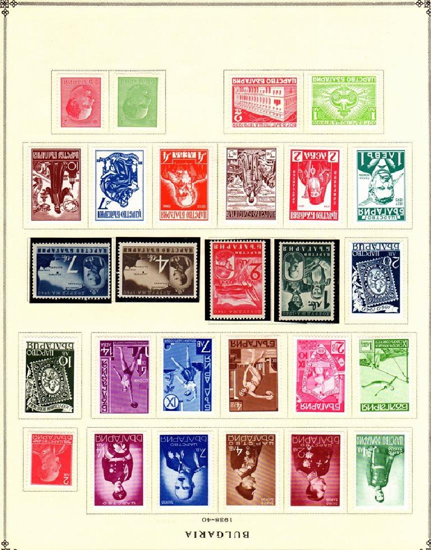 Bulgaria Unused Used Stamp Collection to 1940 - 10