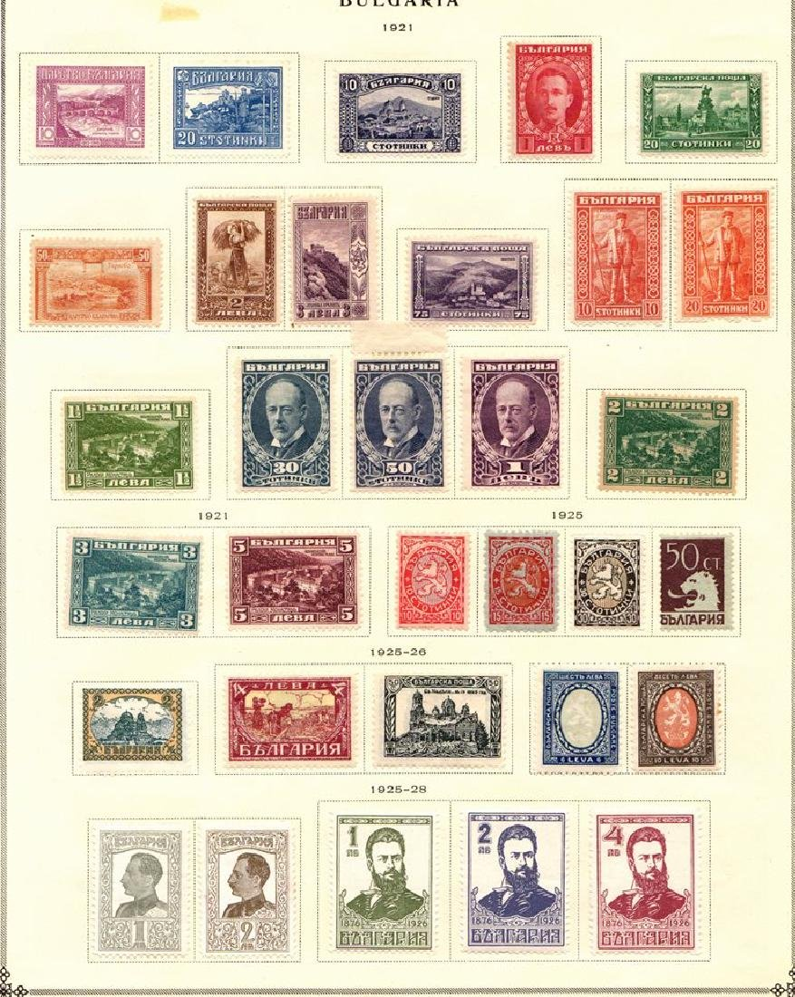 Bulgaria Unused Used Stamp Collection to 1940 - 3