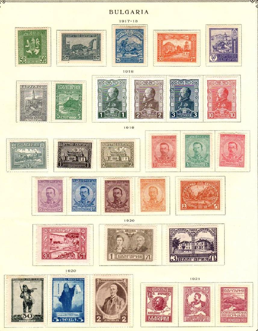 Bulgaria Unused Used Stamp Collection to 1940 - 4