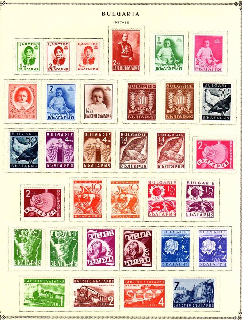Bulgaria Unused Used Stamp Collection to 1940 - 5