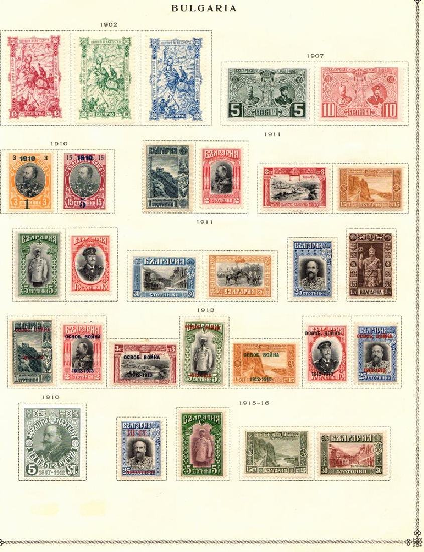 Bulgaria Unused Used Stamp Collection to 1940 - 7