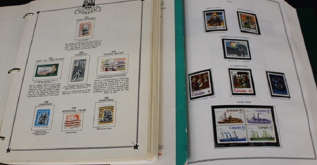 Canada Unused Used Stamp Collection to 1980